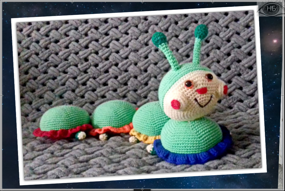 Вязаные игрушки Ольги Синицыной