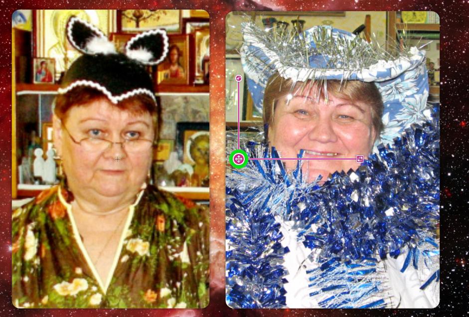 Надежда Большакова и Новый год